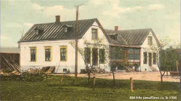 Hus från 19920