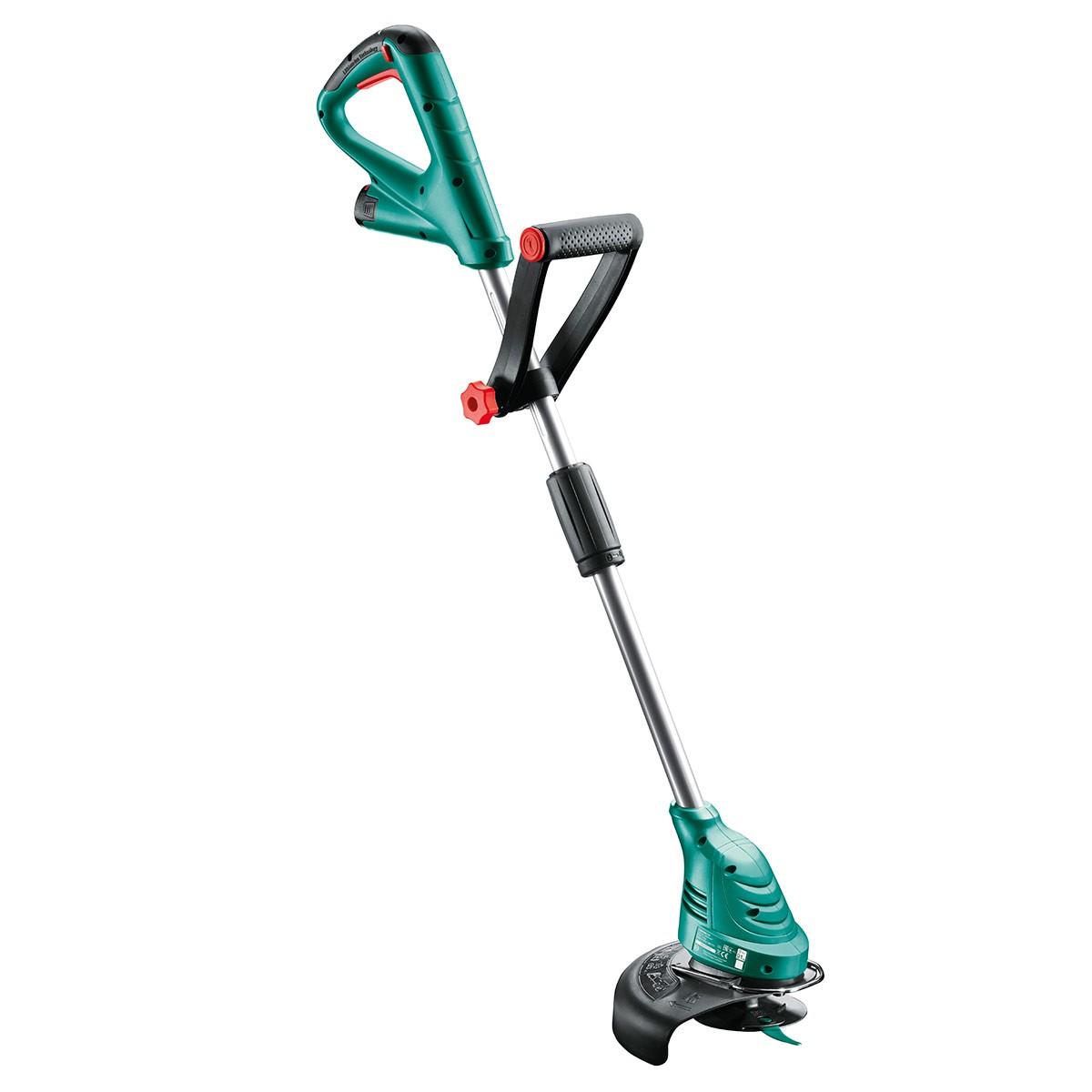 Olsana.se Järnhandel med verktyg, maskiner, hushåll, förnödenheter Grästrimmer Bosch EasyGrasCut ...