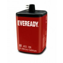 BATTERI EVEREADY 4R25 6VOLT