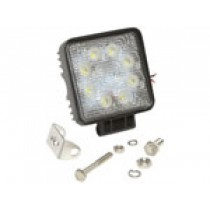 ARBETSLAMPA STEEL POWER LED 10-30V 24 WATT