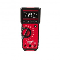 DIGITAL MULTIMETER MILWAUKEE 2217-40