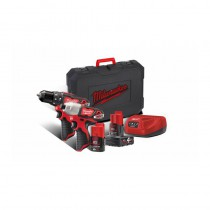 POWERPACK 12V MILWAUKEE M12BPP2B-421C