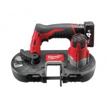 BANDSÅG MILWAUKEE M12BS-402C