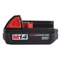 BATTERI MILWAUKEE M14B1,5AHLI-ION