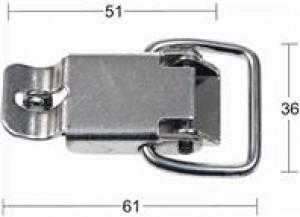 EXCENTERLÅS 4100 GALV SB